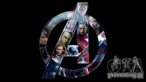 Загрузочные экраны Avengers для GTA 4 шестой скриншот
