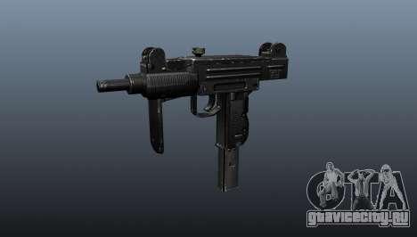 Пистолет-пулемёт IMI Mini Uzi для GTA 4