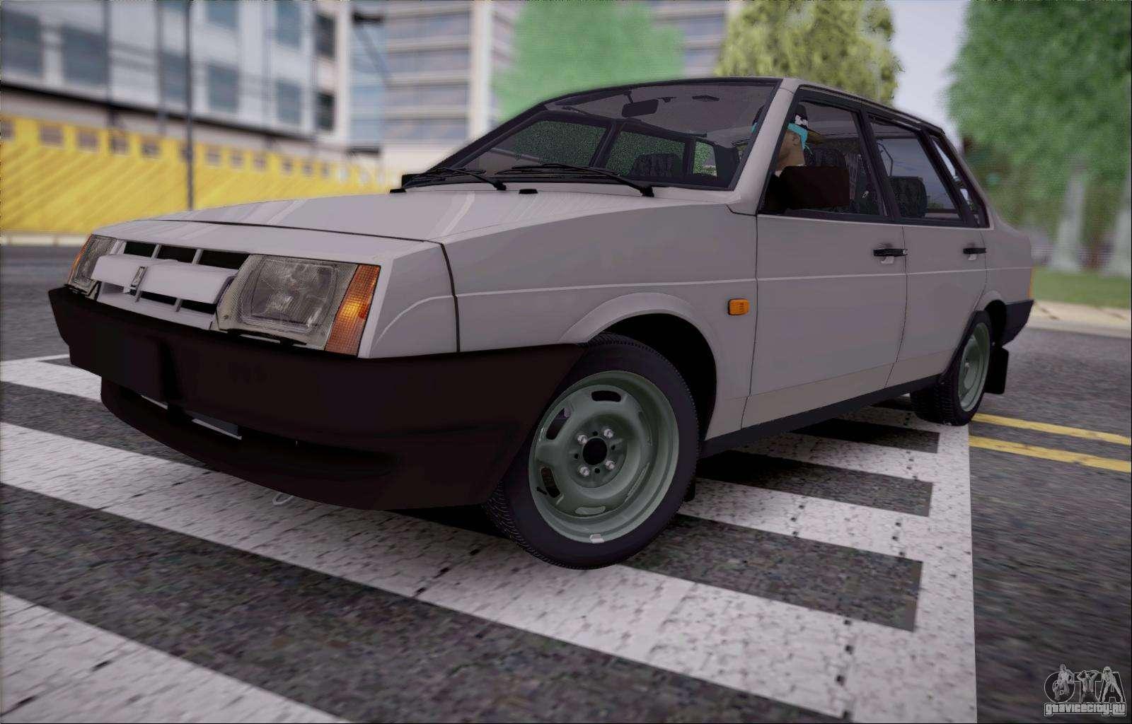 машины 21099