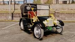 Раритетный автомобиль 1910г
