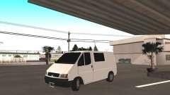 Renault Trafic для GTA San Andreas