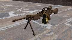 Ручной пулемёт HK MG4