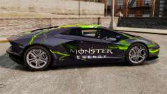 Lamborghini Aventador LP700-4 2012 [EPM] для GTA 4
