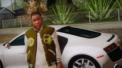 Скин Франклина v.2 для GTA San Andreas