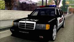 Mercedes-Benz 190E Evolution Police