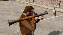Противотанковый гранатомет Molotov