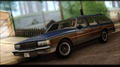 Chevrolet Caprice 1989 Station Wagon для GTA San Andreas