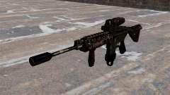 Автоматический карабин M4 Hybrid Scope для GTA 4