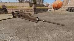 Станковый пулемёт XM312 для GTA 4