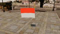 Индонезийский флаг