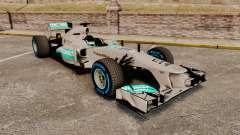 Mercedes AMG F1 W04 v2