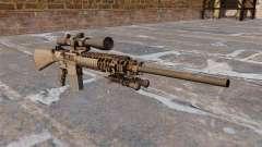 Снайперская винтовка M110