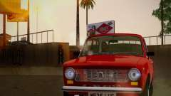 ВАЗ 21011 Export для GTA San Andreas
