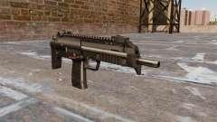 Пистолет-пулемёт HK MP7