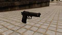 Пистолет Beretta M92FS