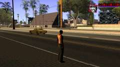 C-HUD Project Capture 6 для GTA San Andreas