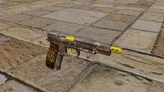 Пистолет Cz75