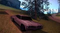 Playable ENB by Pablo Rosetti для GTA San Andreas