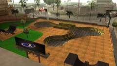 Новый BMX парк