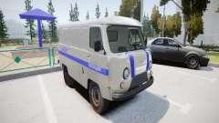 УАЗ 3741 ОМОН