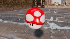 Граната гриб Марио