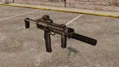 Пистолет-пулемёт HK MP7 Sopmod