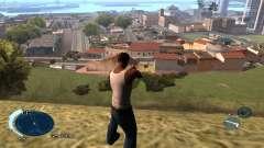 C-HUD Assasins Creed 3 III для GTA San Andreas