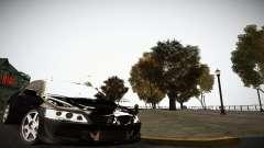 Mitsubishi Lancer Evo IX для GTA San Andreas