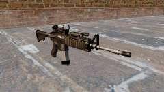 Автоматический карабин M4 Red Dot Black Edition