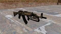 Автомат AK-47 GP-25