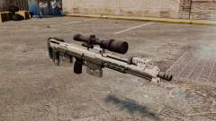 Снайперская винтовка DSR для GTA 4