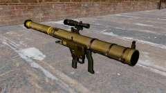 Ручной гранатомет SMAW Mk153 Mod 0
