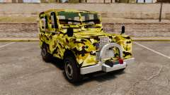 Land Rover Defender Antiguo для GTA 4