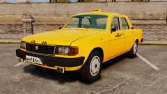 ГАЗ-31029 такси