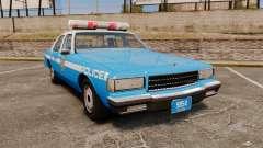 Chevrolet Caprice 1987 NYPD для GTA 4