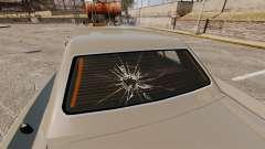Новые эффекты стекла