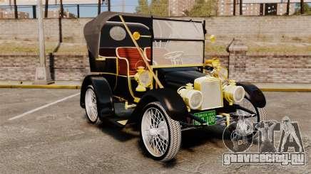 Раритетный автомобиль 1910г для GTA 4