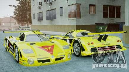 Nissan R390 GT1 для GTA 4