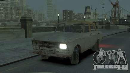 АЗЛК 2140 S.T.A.L.K.E.R для GTA 4