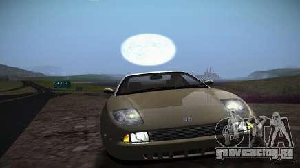 Fiat Coupe для GTA San Andreas