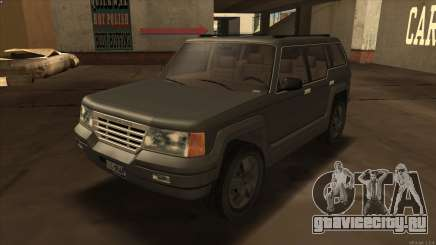 Landstalker HD from GTA 3 для GTA San Andreas