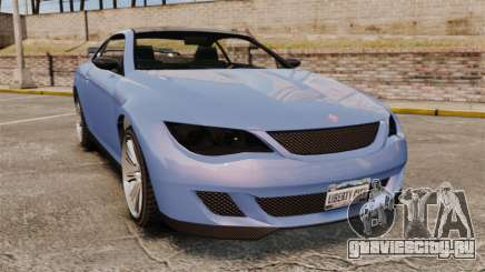 GTA V Zion XS Tuner для GTA 4