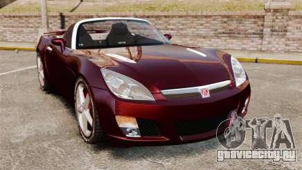 Saturn Sky Red Line Turbo для GTA 4