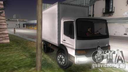 Mercedes Benz Atego для GTA Vice City