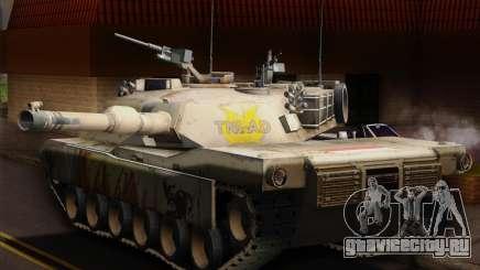 Abrams Tank Indonesia Edition для GTA San Andreas