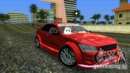 Lexus IS200 для GTA Vice City