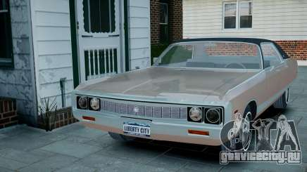 Chrysler New Yorker 1971 для GTA 4