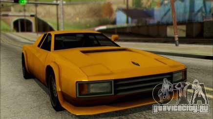 VC Cheetah для GTA San Andreas