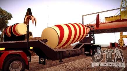 Cement Mixer для GTA San Andreas