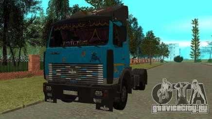 МАЗ 54320 для GTA San Andreas